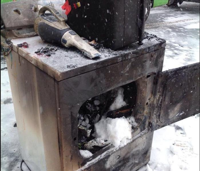 Thousands of fires are sparked each year by clogged dryer vents