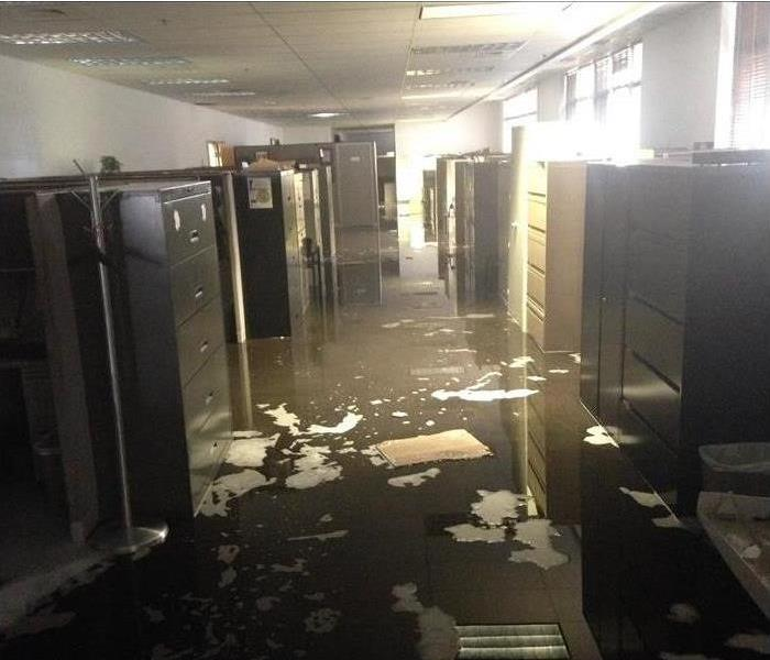 Commercial Commercial Restoration Services Fire/Water Cleanup McHenry County