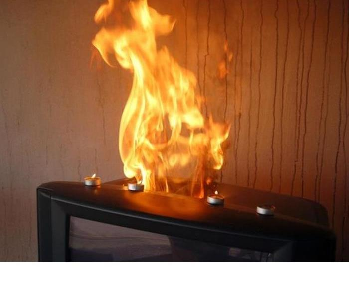 Fire Damage Candle Fire Tips and Facts