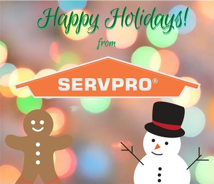 Why SERVPRO Happy holidays!