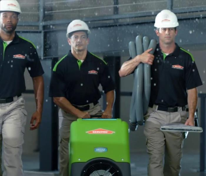 Why SERVPRO Three Reasons Why to Use SERVPRO for Your Commercial Loss