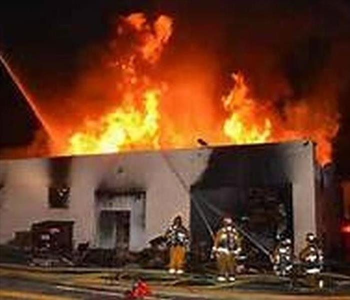 Commercial What You Should Know About Commercial Fire Damage