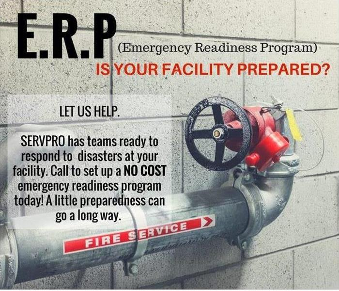 Commercial Emergency Readiness Program (E.R.P.)