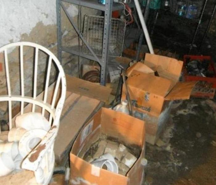 Water Damage Southern McHenry County Residents: We Specialize in Flooded Basement Cleanup and Restoration!