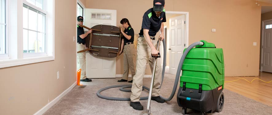 Cary, IL residential restoration cleaning